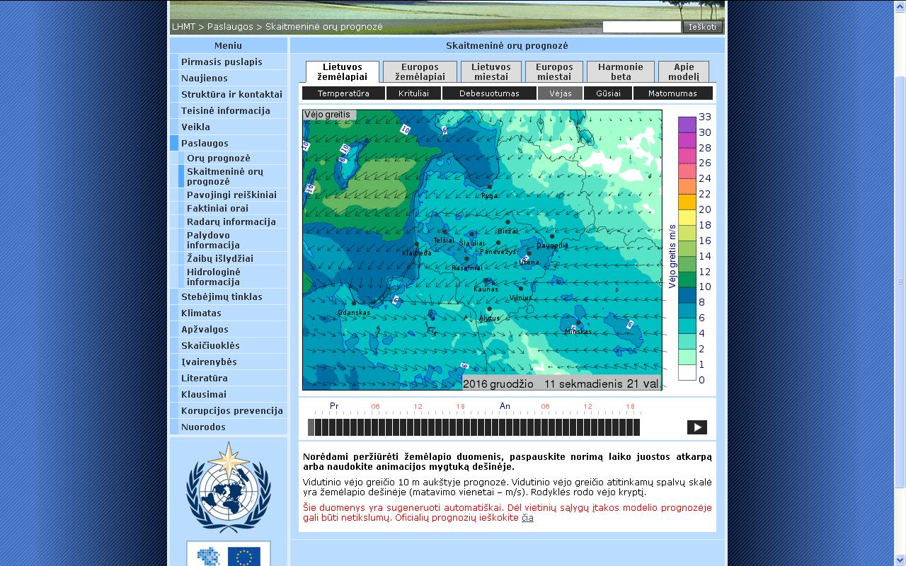 vėjas iš šiaurės rytų - Šiauliai dvokia